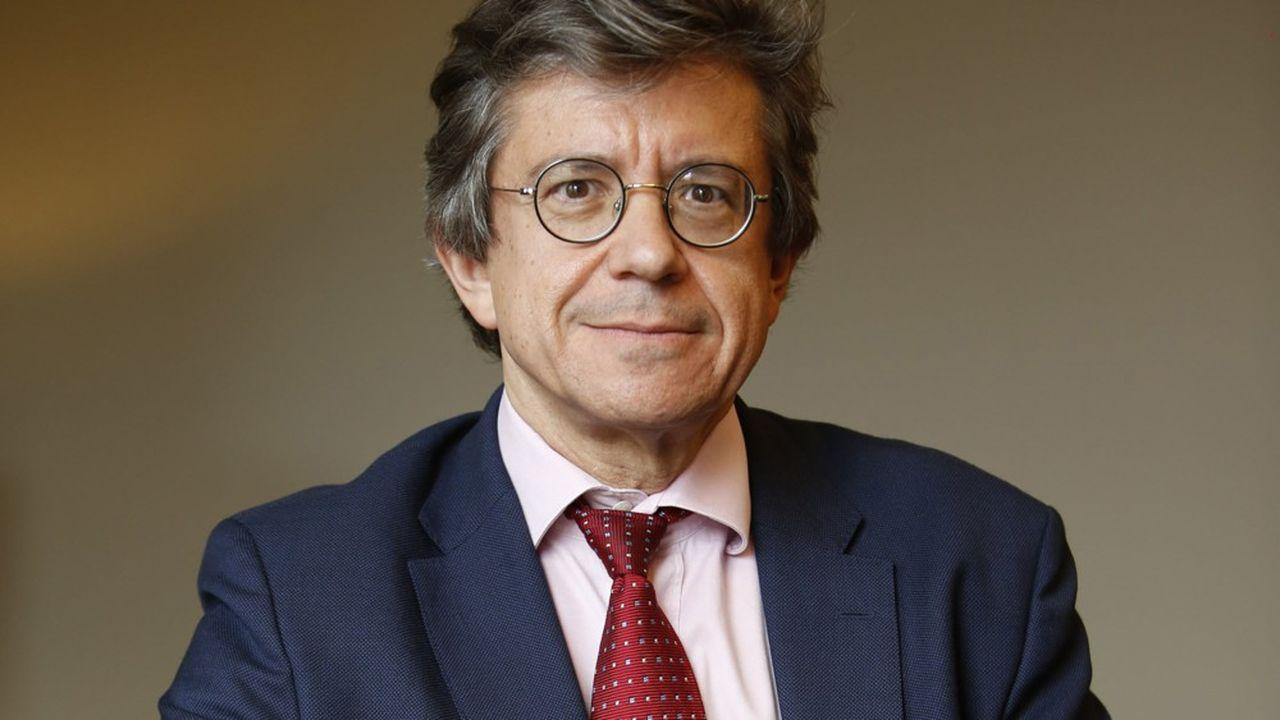Pascal Roché, directeur général de Ramsay Santé.