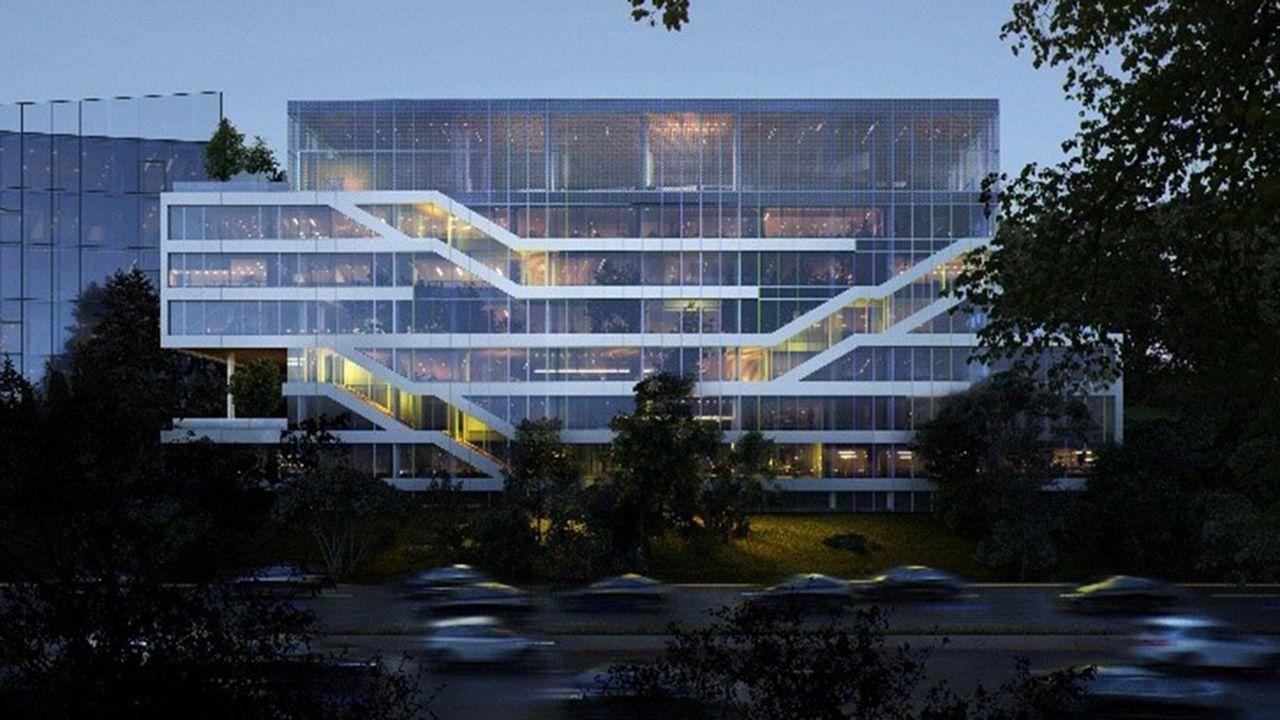 A Bagnolet, le groupe immobilier Novaxia lance la construction du Wonder Building.