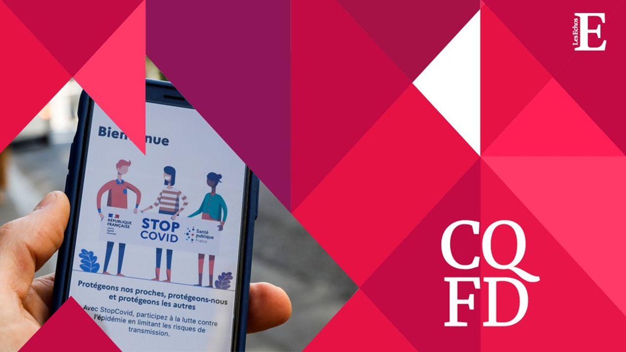 L'application StopCovid du gouvernement est lancée ce mardi 2juin