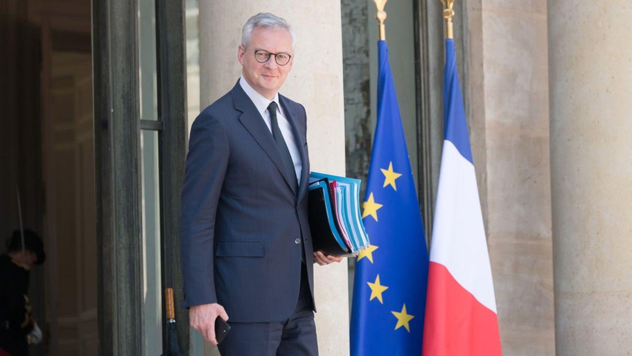 Le ministre de l'Economie Bruno Le Maire a rencontré mardi la direction de Renault et les syndicats.