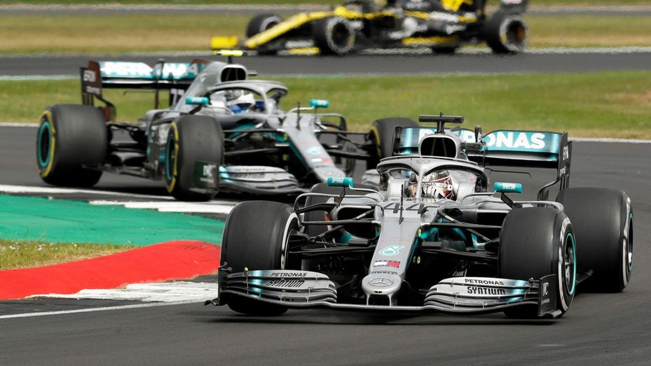 Le second GP organisé à Silverstone, en Grande-Bretagne, sera l'occasion de célébrer les 70 ans de la F1
