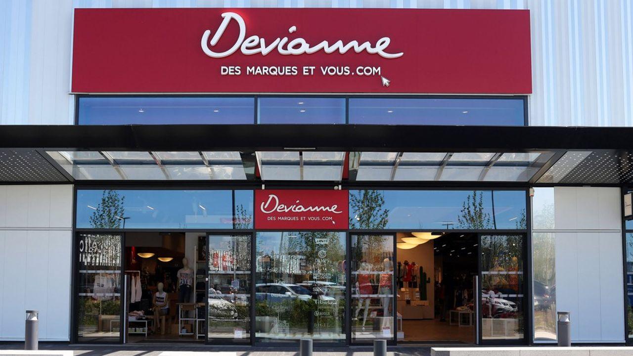 Verywear compte 67 magasins en propre sous les enseignes Devianne (40 en périphérie) et Julie & Co (27 en centre-ville).