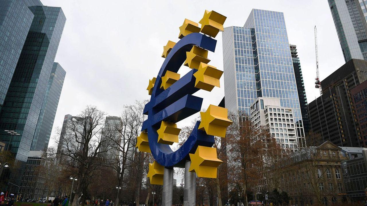 La Banque centrale européenne (BCE) ne s'est pas encore prononcée sur l'opportunité de créer une «bad bank» en Europe.