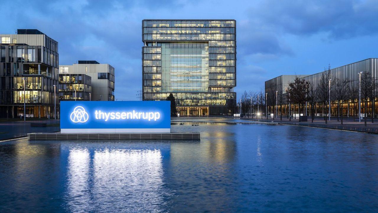 Avec la crise sanitaire, banquiers et fonds n'ont pas pu syndiquer une partie des 17milliards d'euros de financement de l'acquisition de la division ascenseur de Thyssenkrupp.