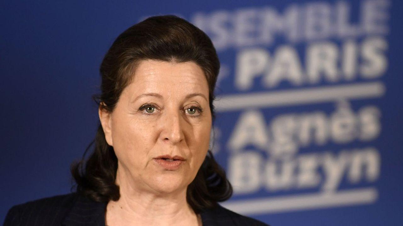Agnès Buzyn a maintenu sa candidature à la Mairie de Paris.