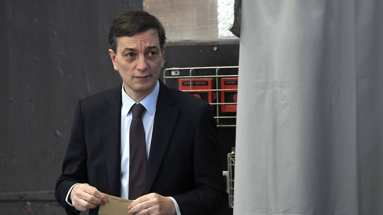 Alain Fontanel a récolté 19,86% des suffrages au premier tour des élections municipales.
