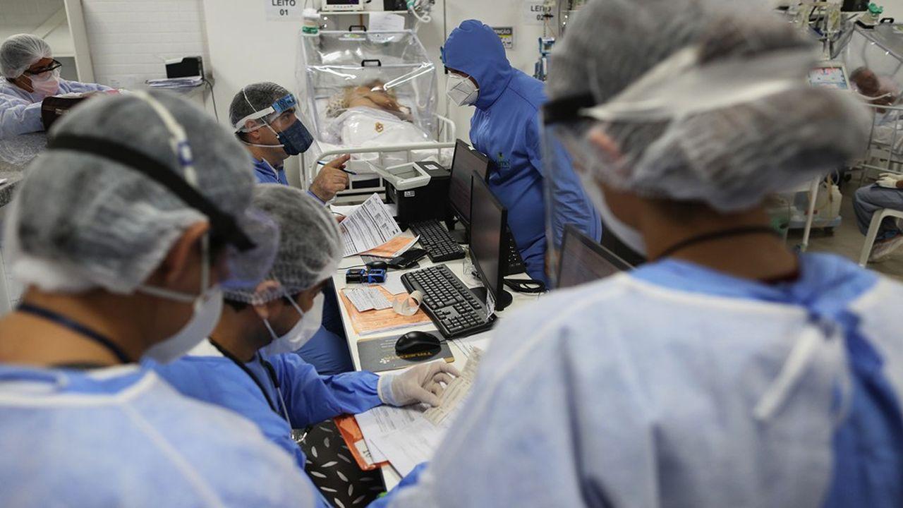 La crise du coronavirus a mis en évidence les insuffisances du système de santé publique.