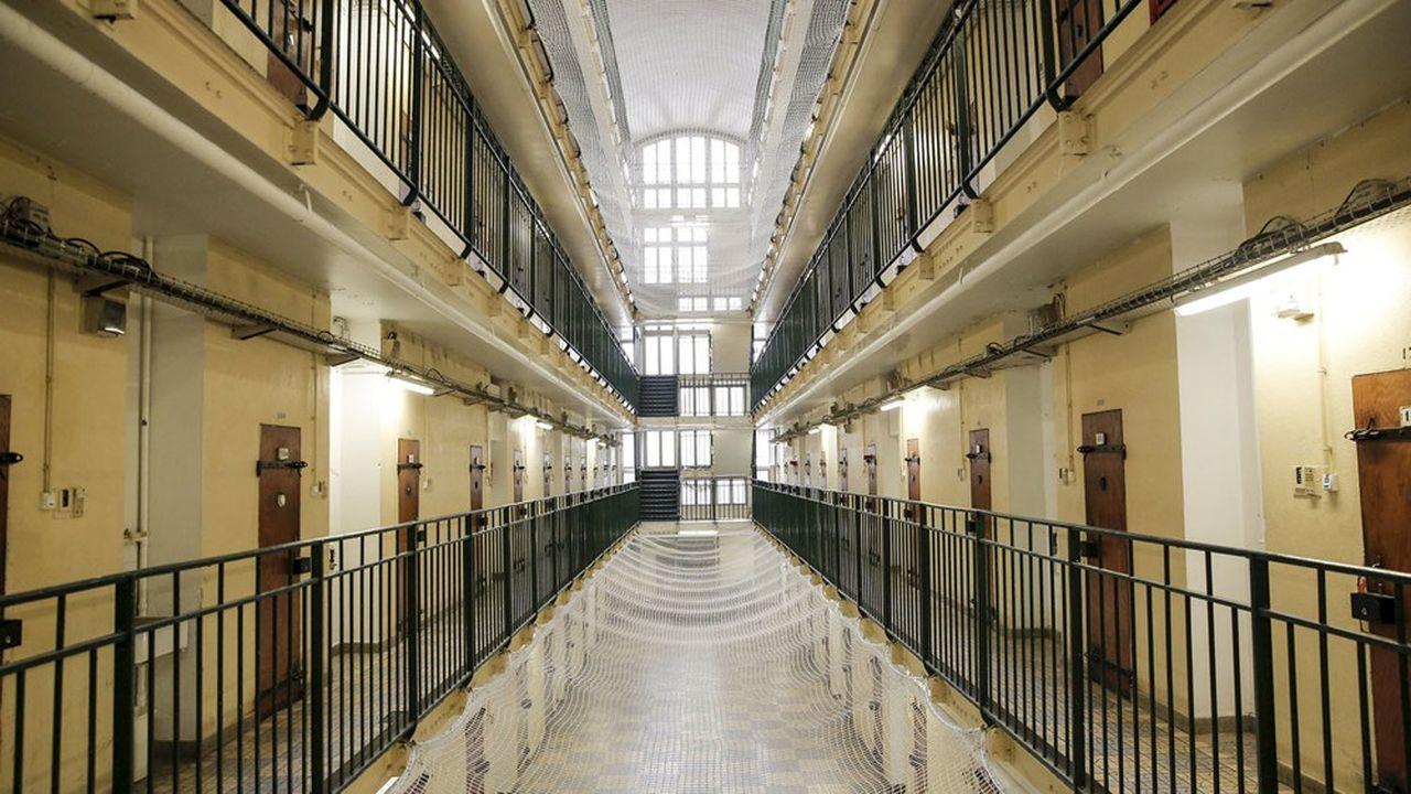 Le rapport 2019 de la CGLPL, publié ce mercredi, déplore notamment les «conditions de vie dégradées» dans certaines prisons.