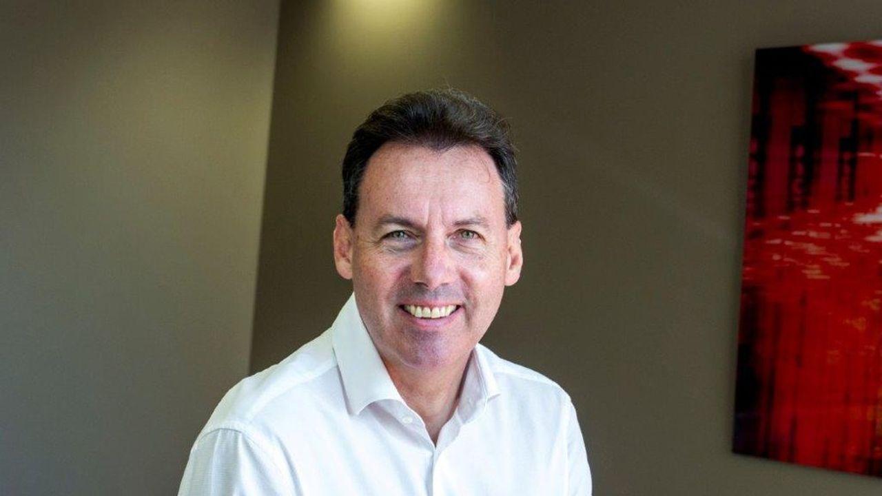 «Nous cessons notre démarche de diversification pour nous focaliser sur nos offres cloud », indique Pascal Houillon, qui a pris la direction générale de Cegid en 2017.