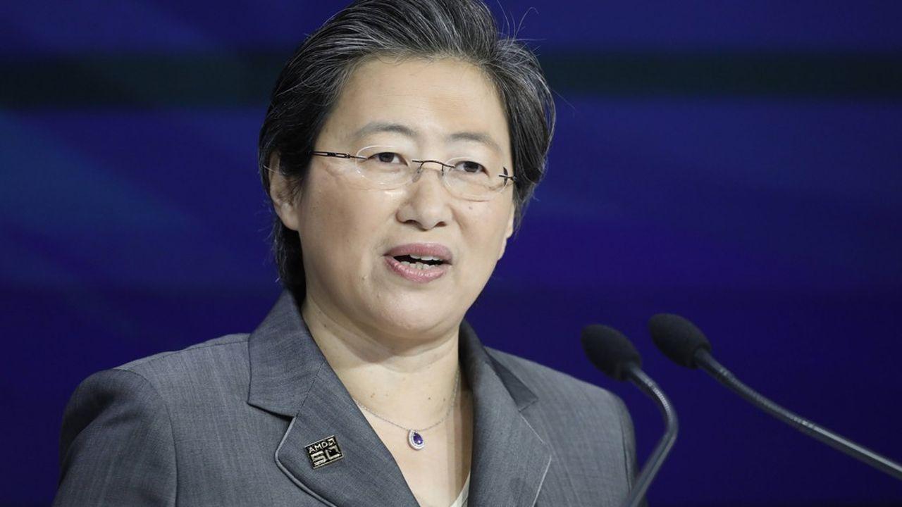 Lisa Su devient la première femme PDG la mieux payée au monde