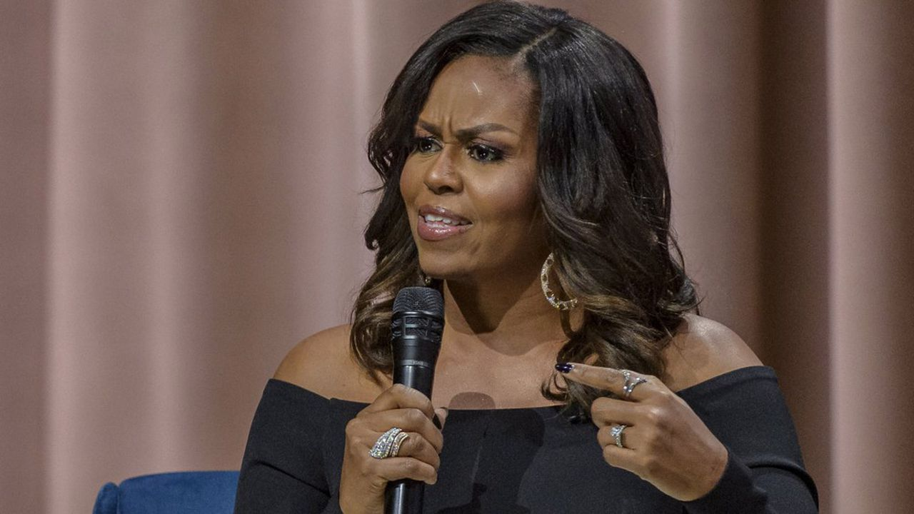 L'ancienne First Lady Michelle Obama est immensément populaire aux Etats-Unis. De nombreuses voix l'appellent à se présenter, comme coéquipière de Joe Biden, à la vice-présidence pour l'élection de novembre.