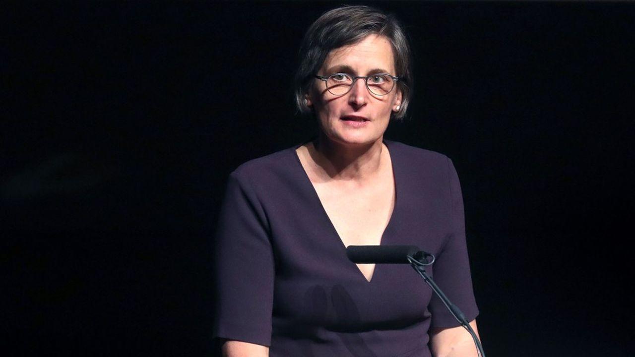 Corinne Le Quéré, présidente du Haut Conseil pour le climat. Créé en 2018, l'organisme émet des avis sur la mise en oeuvre des politiques publiques de la France pour réduire les émissions de gaz à effet de serre.
