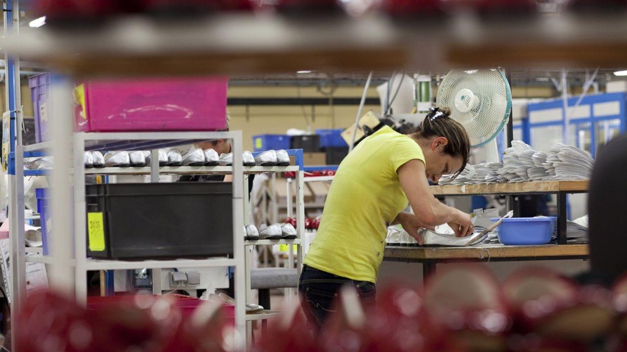 L'artisanat industriel revendique près de 100.000 emplois en France.