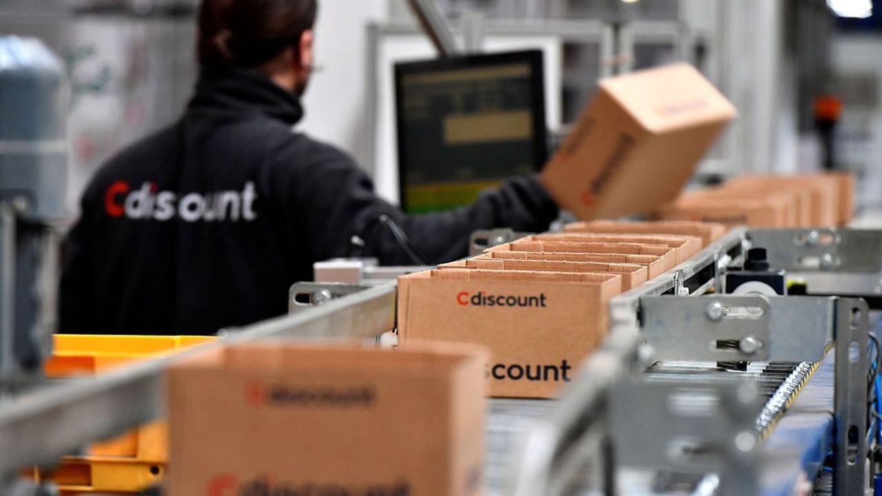 Cdiscount s'est associé avec des librairies comme Decitre, Gibert ou RecycLivre.