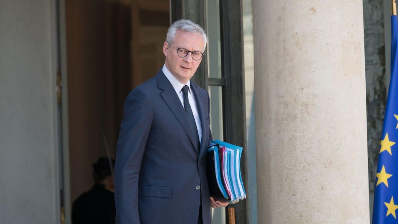 « Le choc de la crise a été extrêmement violent en France […] le plus dur est devant nous » a expliqué Bruno Le Maire.