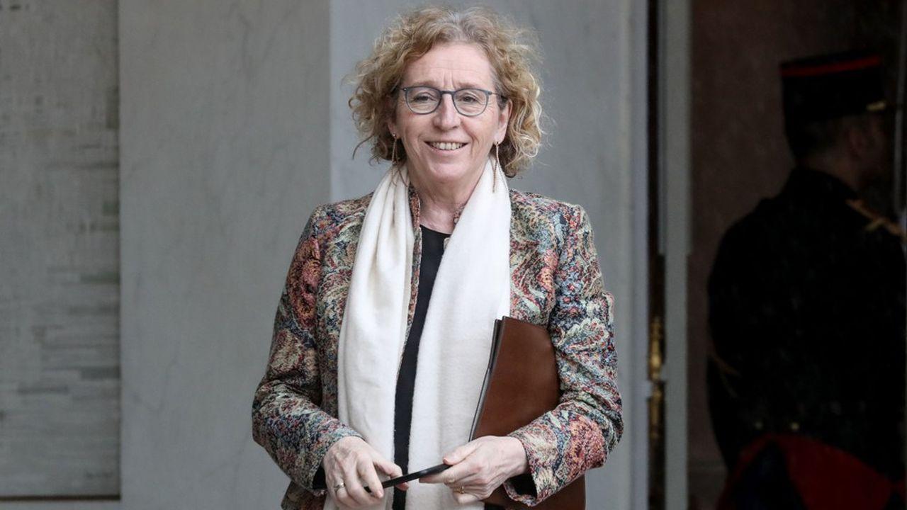 Le ministre du Travail, Muriel Penicaud, voit dans les accords de performance collective un outil pour faire face à la crise du coronavirus.