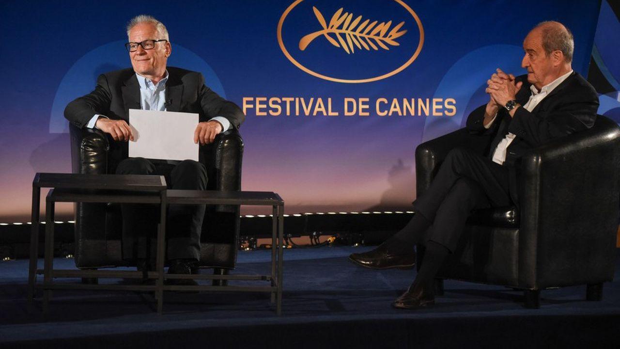 Le Festival de Cannes lève le voile sur sa « sélection officielle »