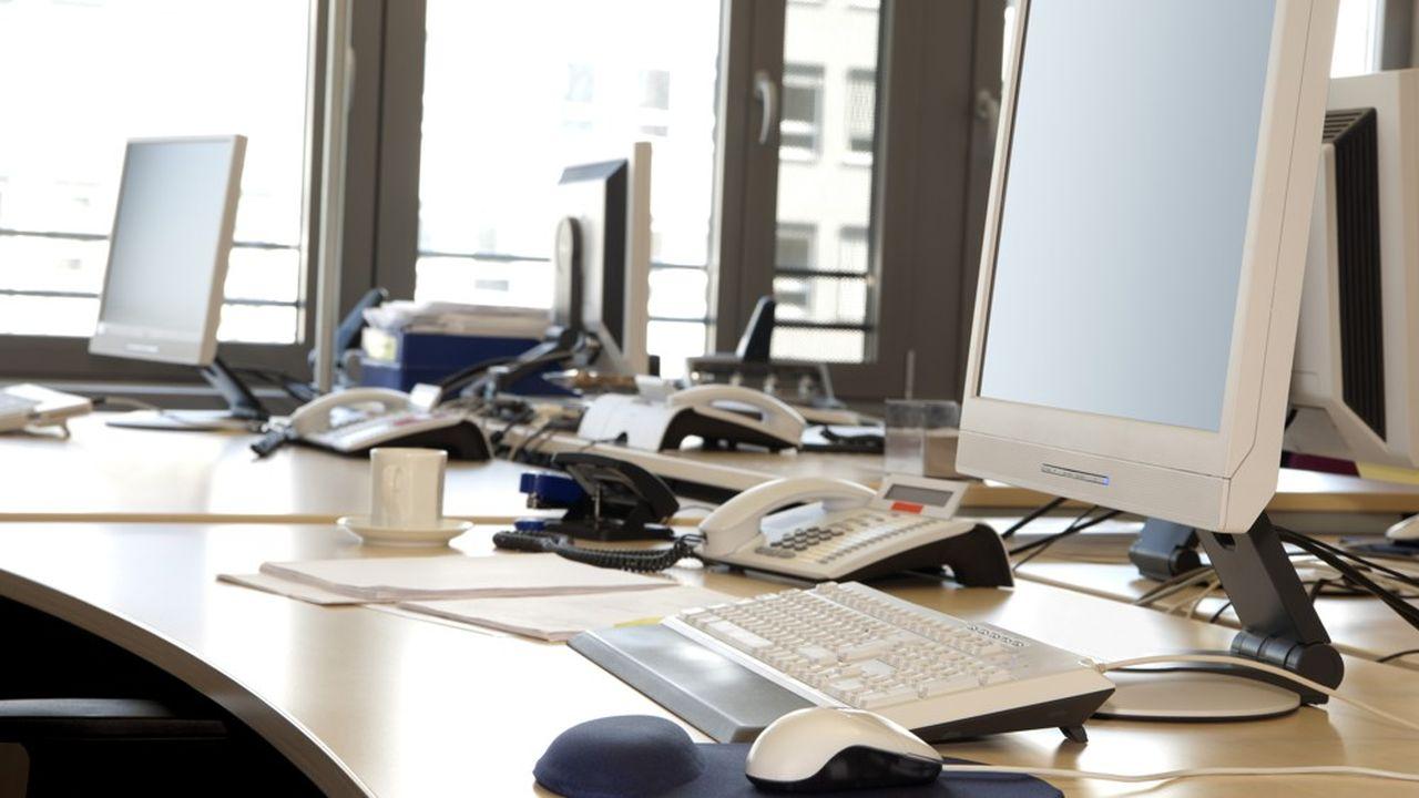L'optimisation des surfaces devrait aller de pair avec le développement du système de bureaux partagés.