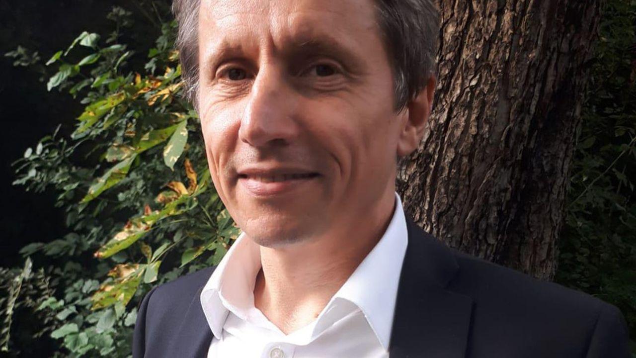 Fabrice Bonnifet, président de l'association C3D, qui regroupe plus de 150 responsables du développement durable d'entreprises et d'organisations.