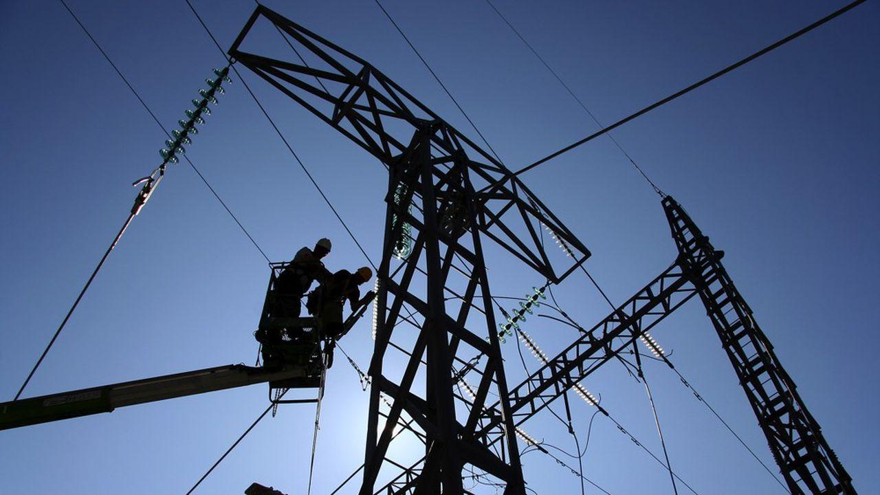 La semaine du 18mai, la consommation d'électricité en France était inférieure de 8% à celle observée dans les années passées à la même période (hors aléas climatiques).