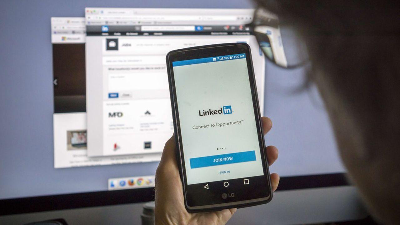 LinkedIn a passé la barre des 20millions d'utilisateurs en France en mai.