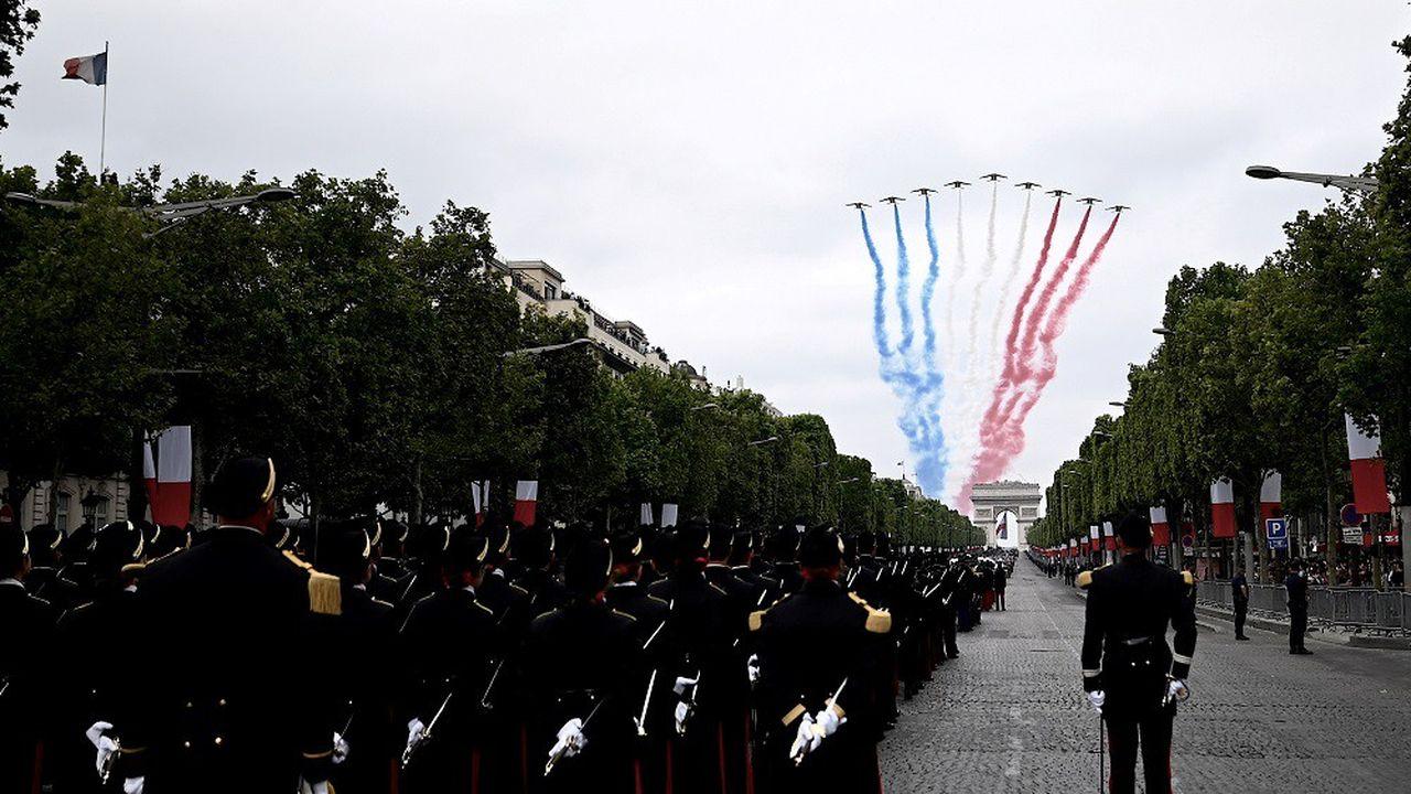 Les traditionnelles célébrations du 14juillet auront une connotation spéciale pour l'édition 2020.