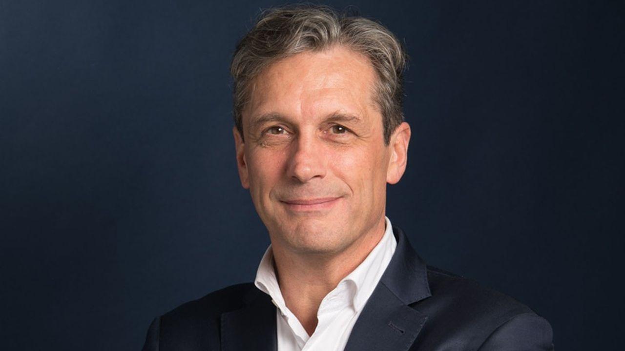 Henri d'Agrain, délégué général du Cigref, le réseau des entreprises et des administrations publiques en pleine transformation numérique.