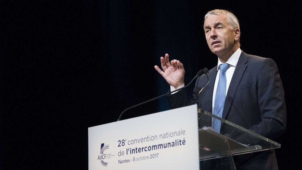 Jean-Luc Rigaud a récolté 28,4% des suffrages au premier tour des élections municipales.
