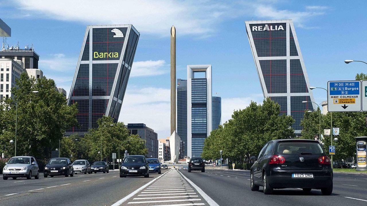 La banque espagnole Bankia a versé un dividende le jour où la BCE recommandait aux banques de la zone euro de ne pas le faire.