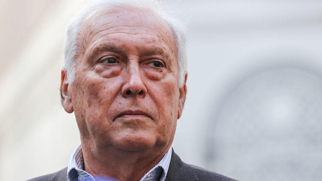 L'immunologiste Jean-François Delfraissy préside le Conseil scientifique indépendant qui conseille le gouvernement dans la crise sanitaire.