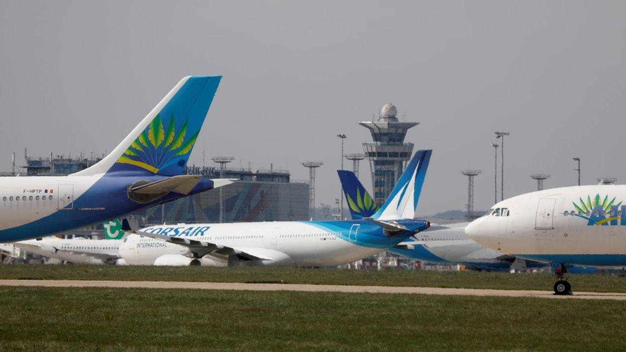 Comme la plupart des compagnies aériennes, Air Caraïbes et sa petite soeur French Bee ont dû immobiliser l'essentiel de leurs flottes fin mars.