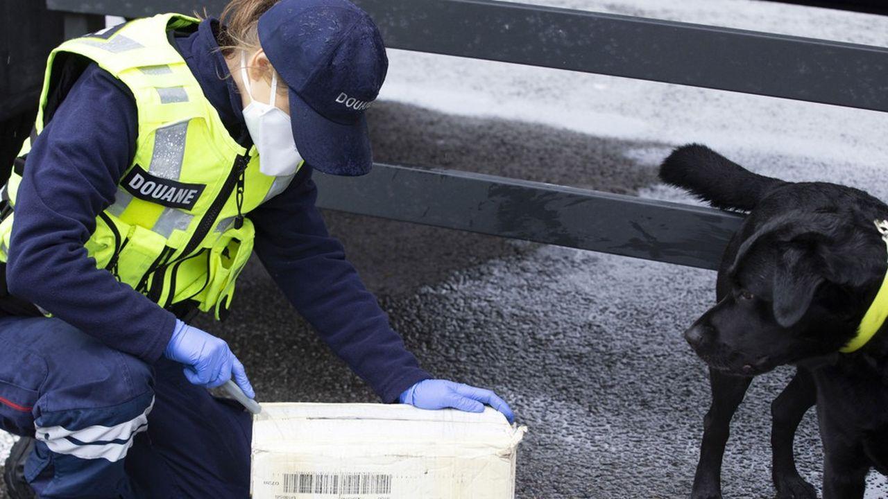 La douane a publié ce jeudi le bilan complet de ses saisies.