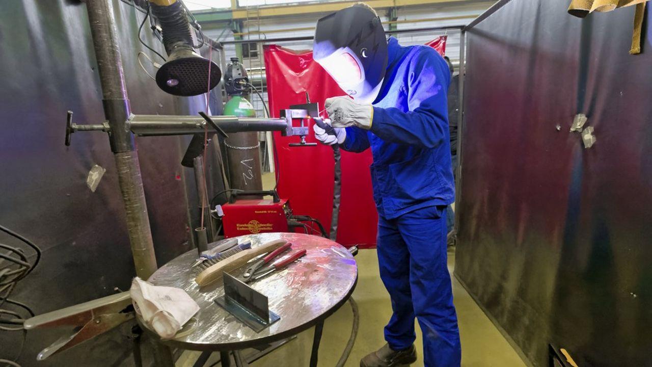 Le ministère du Travail veut stabiliser les effectifs d'apprentis au niveau historique de 2019.