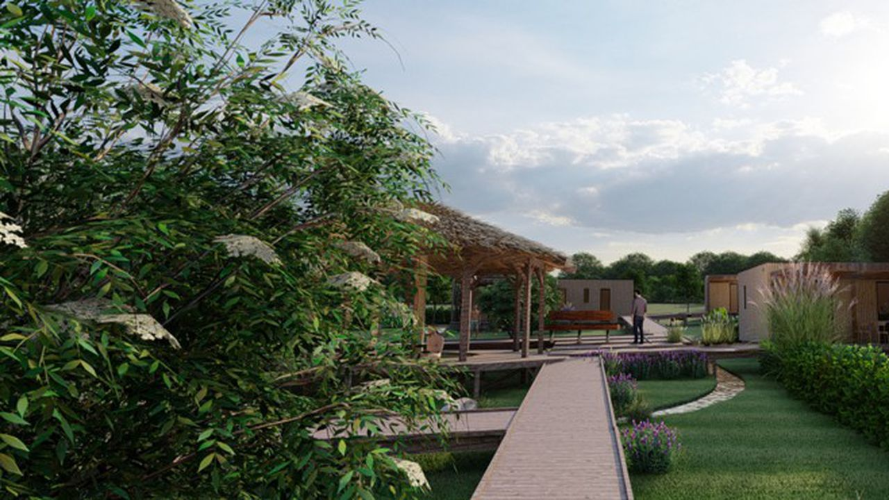 En 2021, 50 nouveaux emplacements devraient être créés sur 3 hectares.