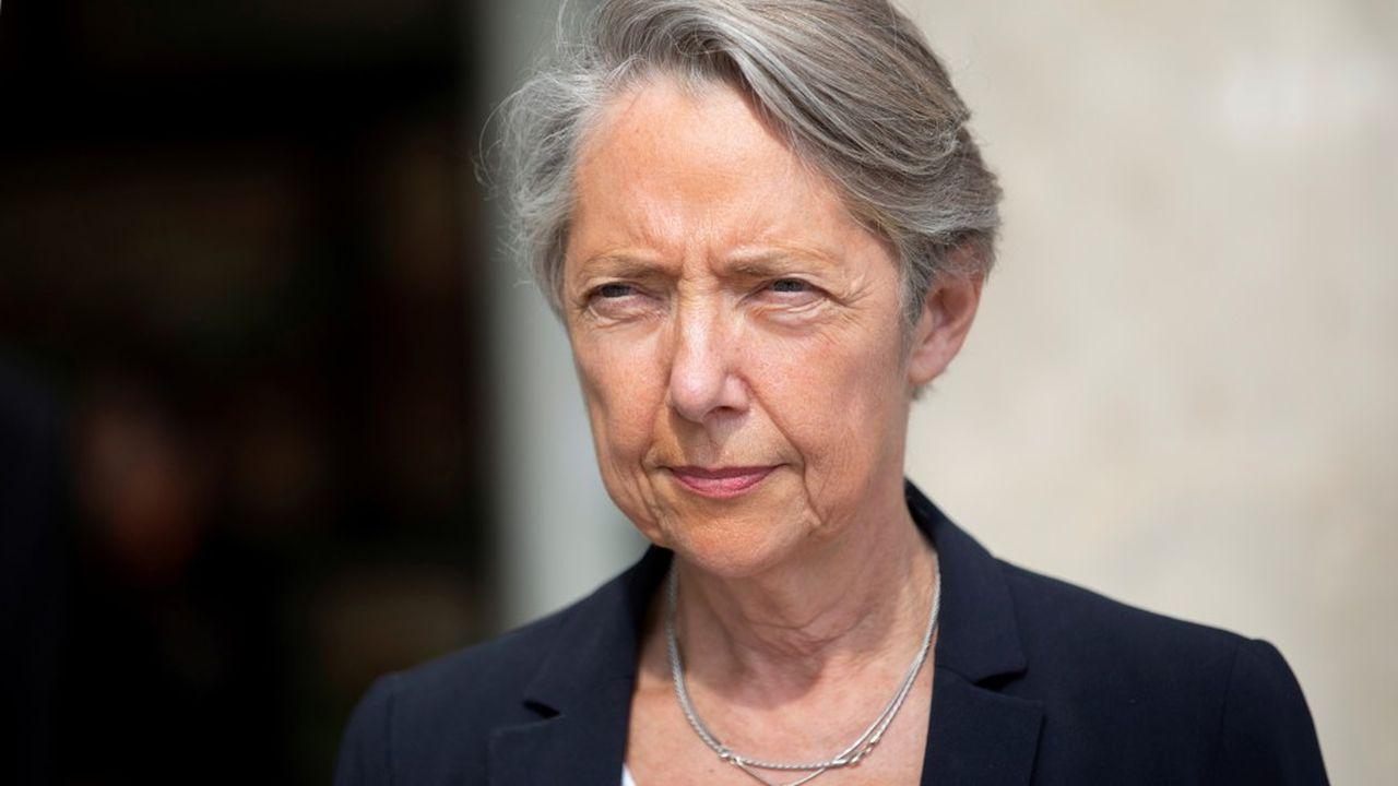 La ministre de la Transition écologique et solidaire, Elisabeth Borne