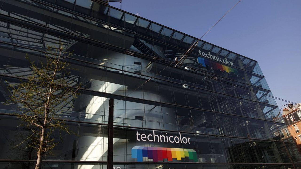Depuis l'Assemblée générale du groupe, en mars, Technicolor n'est plus un «penny stock», ces sociétés qui cotent à moins d'un euro par action, à la faveur d'une division par 27 du nombre d'actions.