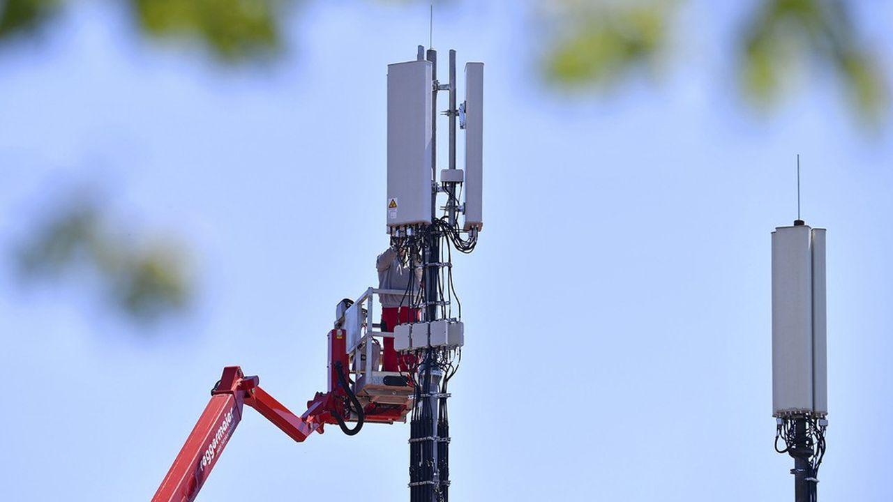 Le gouvernement veut«accélérer massivement le déploiement de la 5G pour construire un réseau à l'échelle nationale d'ici à 2025», précise-t-il dans son plan de relance.