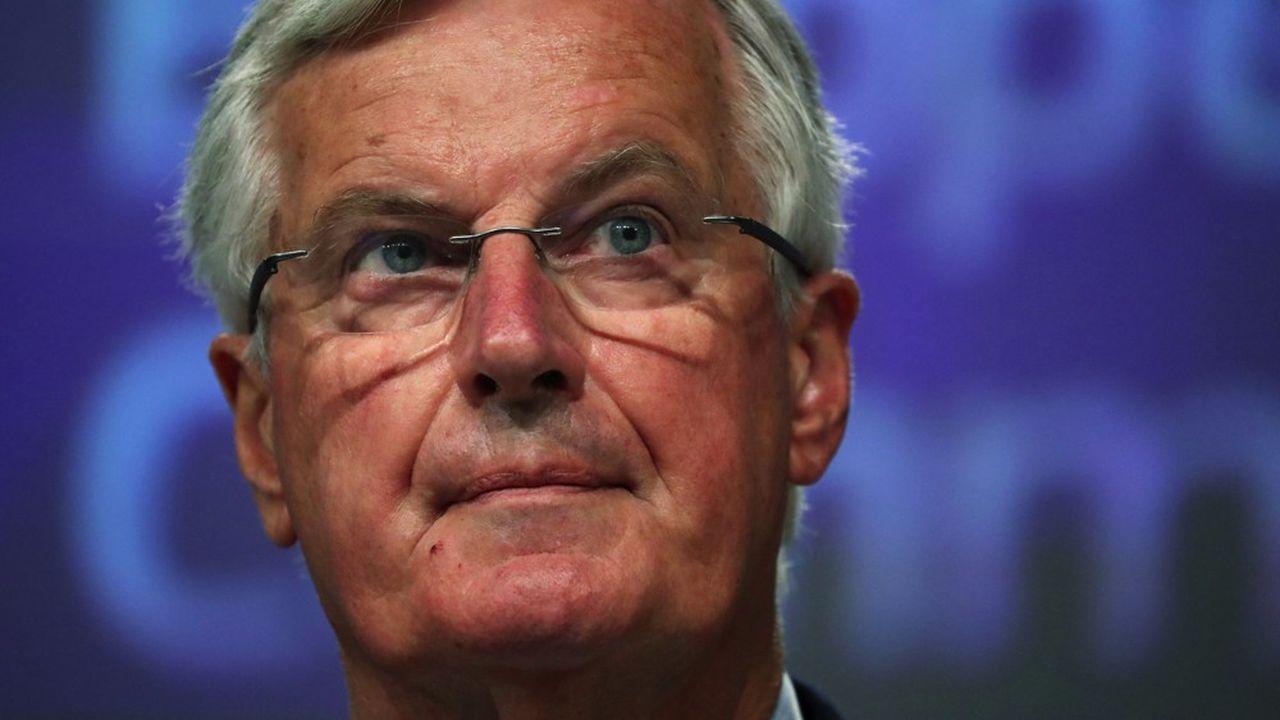 Michel Barnier, le négociateur en chef des Européens.