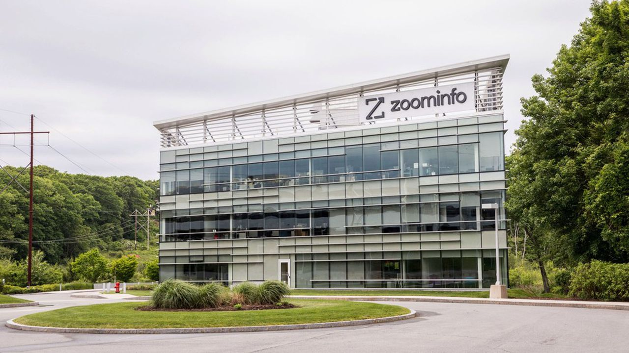 La capitalisation boursière de ZoomInfo s'élève à 13milliards de dollars.