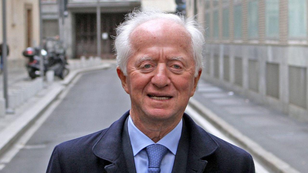 Leonardo Del Vecchio veut porter sa participation à 20% dans Mediobanca.