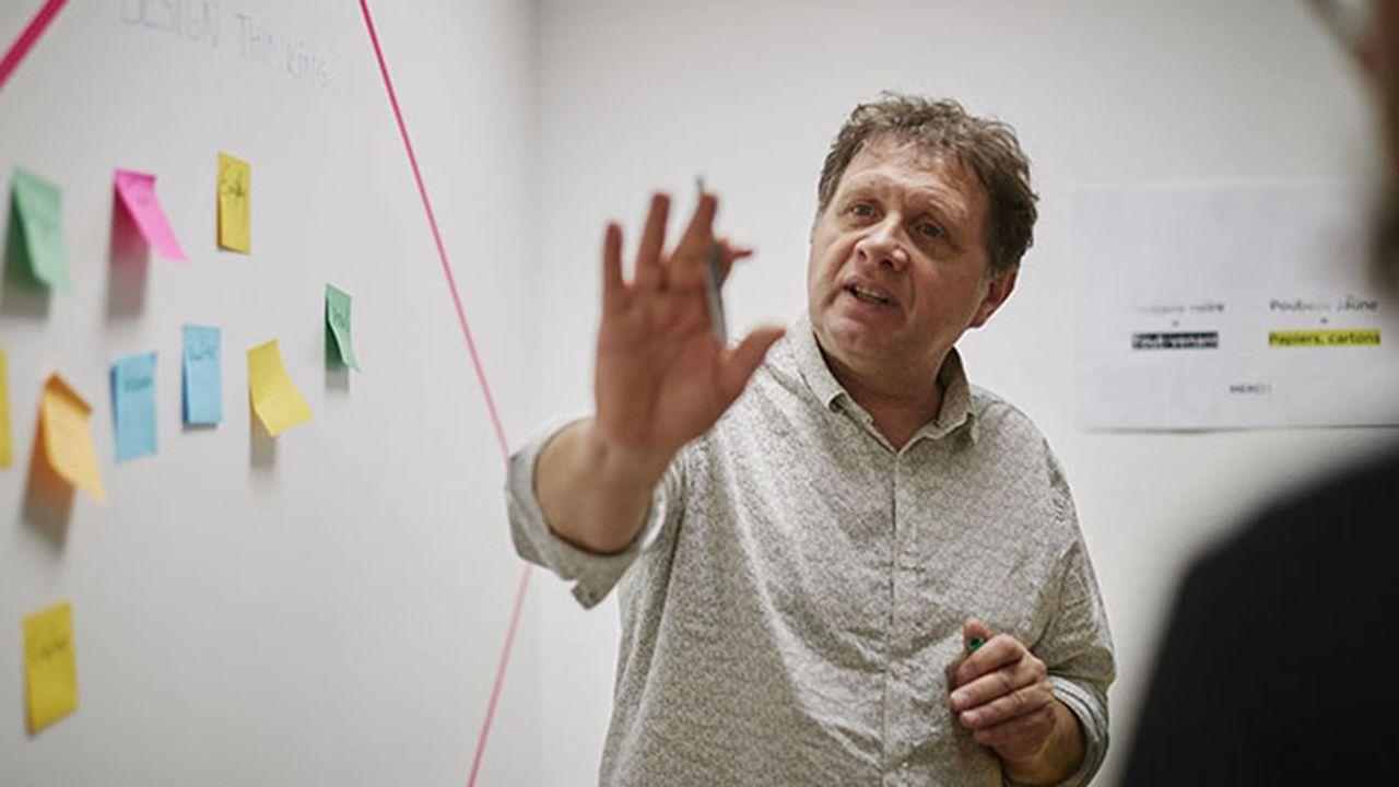 Jean-Luc Barassard est directeur de la stratégie entreprises à l'Ecole de design Nantes Atlantique.