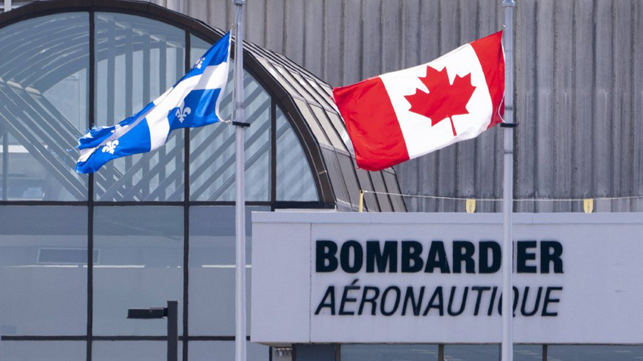 UPDATE (+PIC.) Bombardier annonce 2.500 suppressions de postes (2)