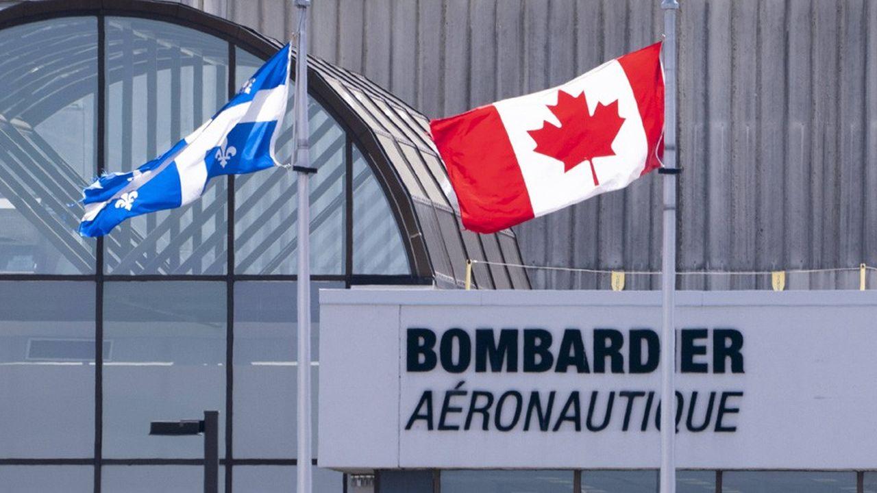 2.500 suppressions d'emplois en 2020 à cause du virus — Bombardier