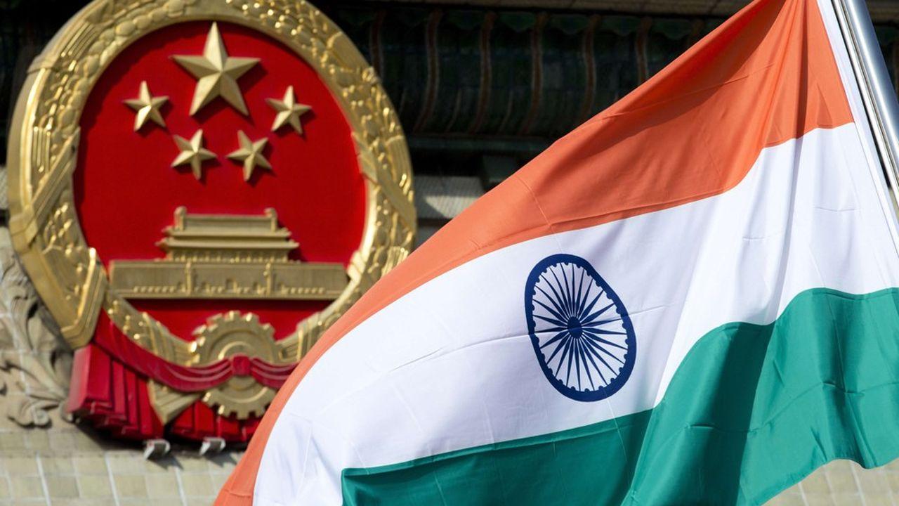 Depuis le début du mois de mai, des affrontements parfois violents ont opposé soldats chinois et indiens à la frontière