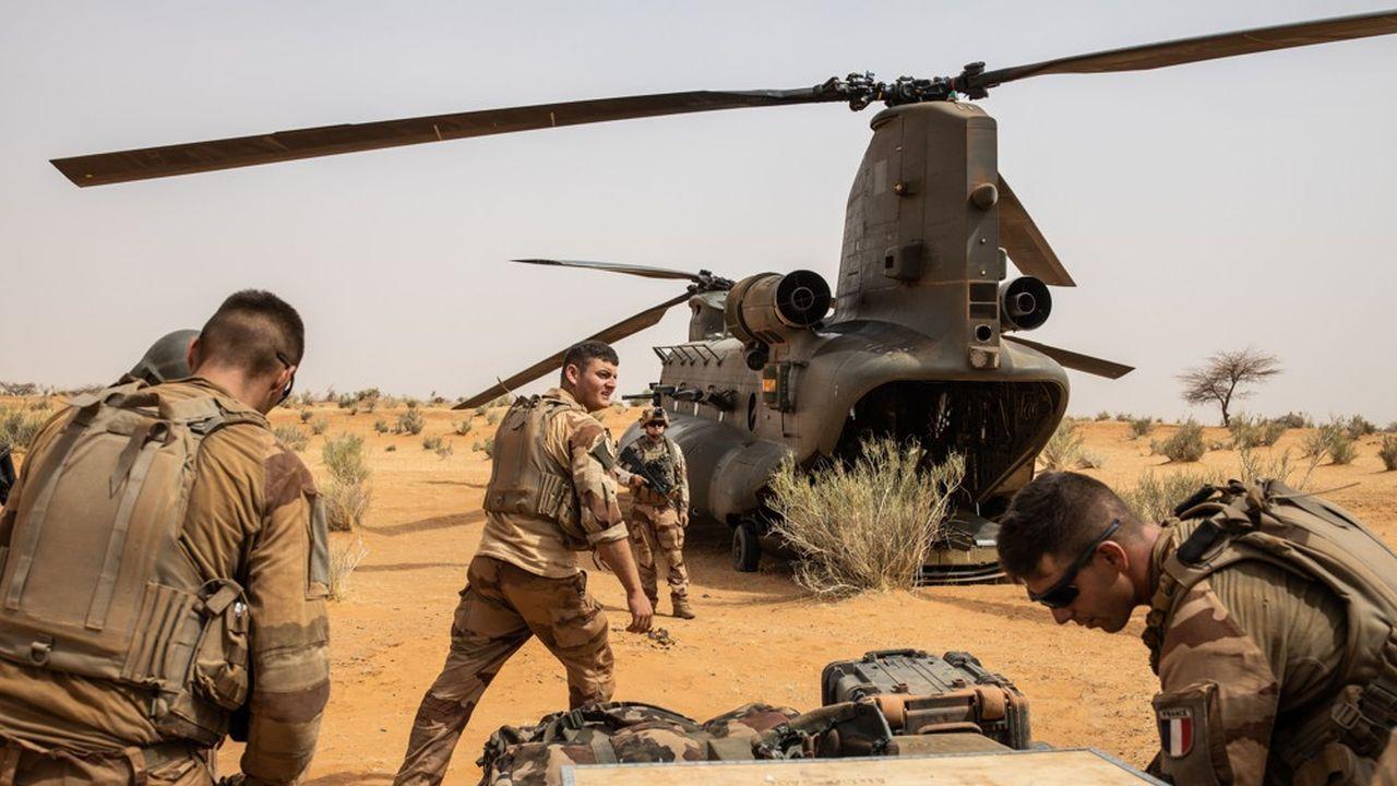 La force française antidjihadiste Barkhane, forte de plus de 5.000 militaires, multiplie ces derniers mois les offensives au Sahel pour tenter d'enrayer la spirale de violences.