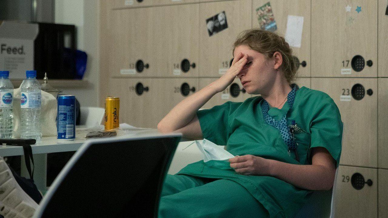 La santé mentale des soignants, victime collatérale du coronavirus