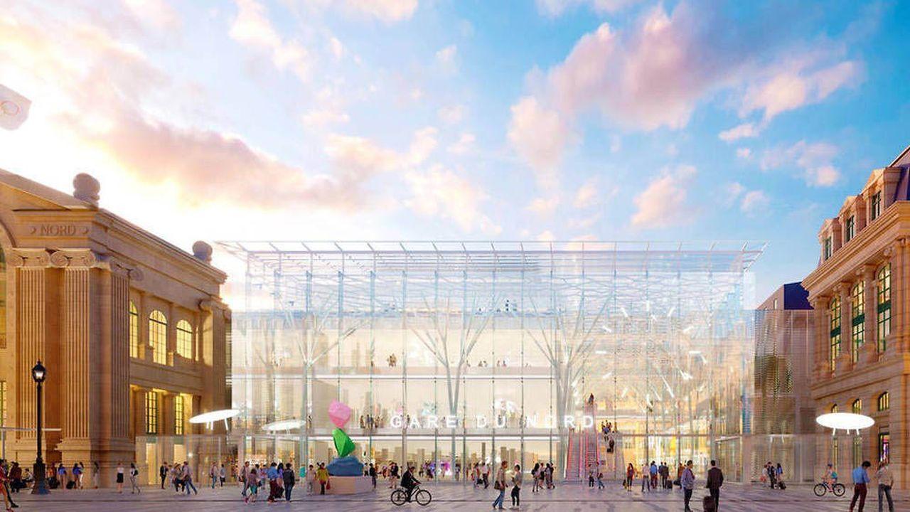 «Le projet de transformation de la Gare du Nord permet de préserver le chef-d'oeuvre de Jacques Ignace Hittorff tout en faisant entrer la Gare du Nord, porte d'entrée majeure dans Paris, dans le XXIème siècle», affirme la commission d'enquête dans son rapport.