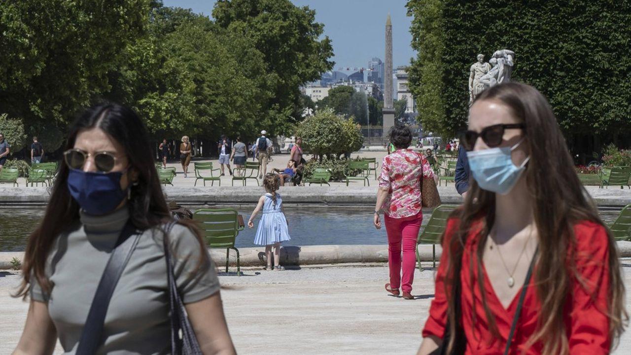 Paris, juin 2020.