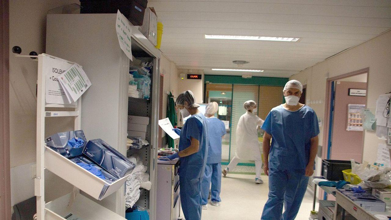Il ne reste plus qu'un millier de malades du Covid-19 en réanimation, les hôpitaux commencent à respirer.