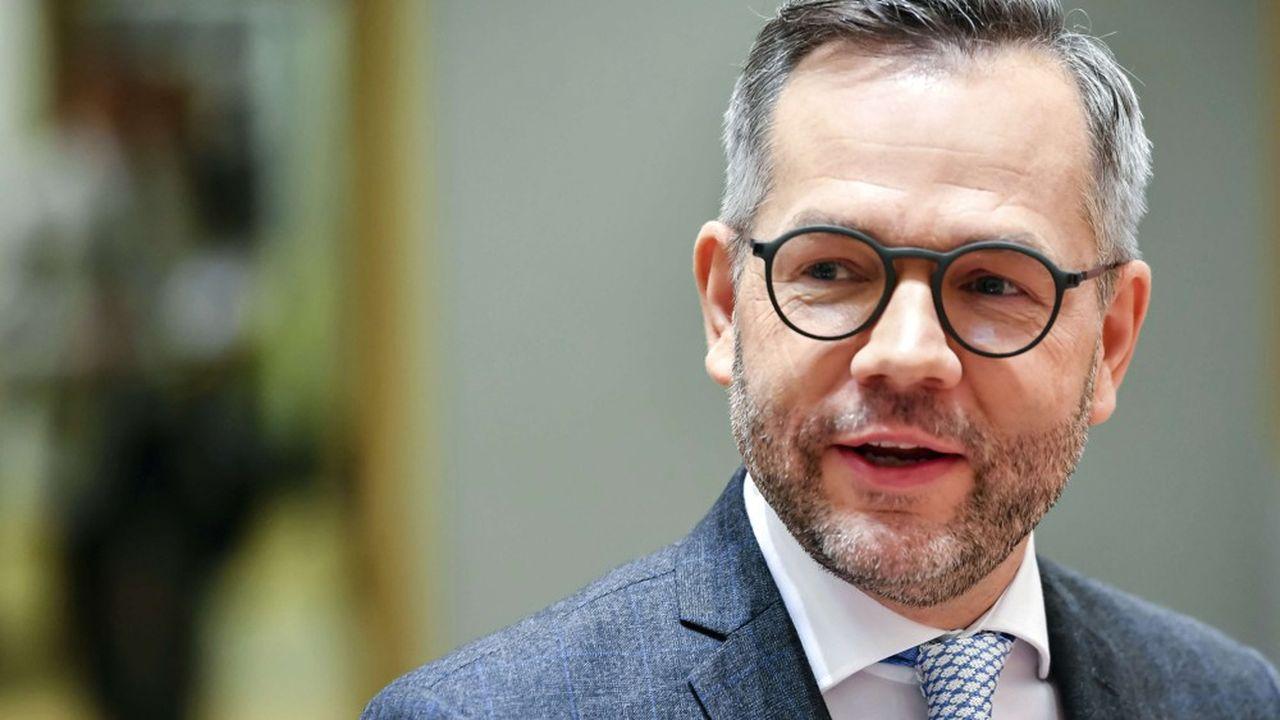Le ministre allemand des Affaires européennes, Michael Roth.